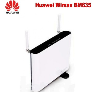 Unlocked Huawei BM635 3.3-3.6G Wimax Wireless Indoor CPE Router support MIMO 2Rx 1Tx