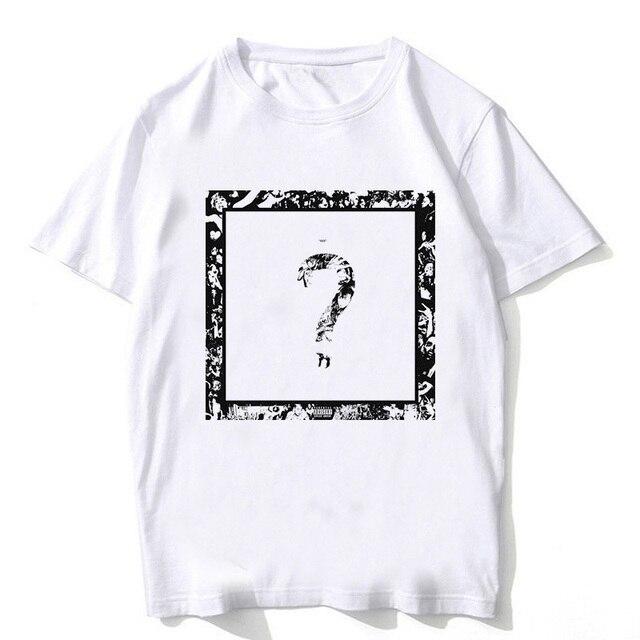 Nuevo xxxtentacion camiseta streetwear hombre rap xxxtentacion camiseta hip  hop camiseta verano moda Casual camiseta para da0c3179d42