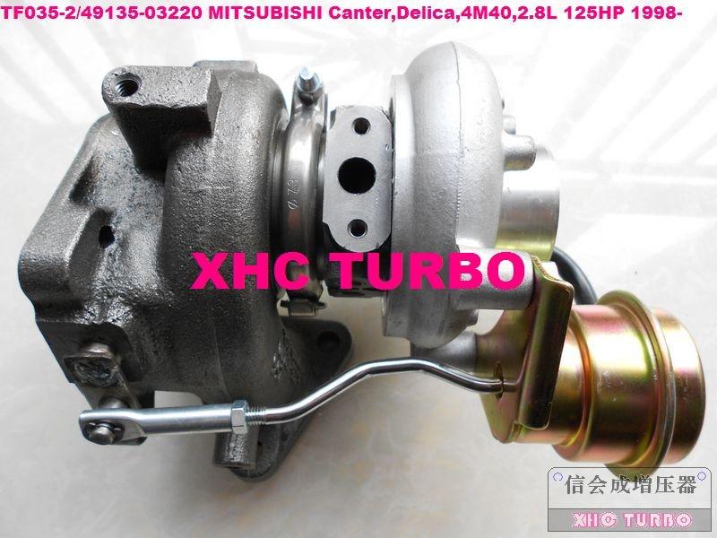 NEU TF035 49135-03220 03300 Turbolader für MITSUBISHI Canter, - Autoteile - Foto 3