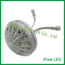 Highlight arduino pixel rgb led point light 18leds ucs1904 for carnival and amusement