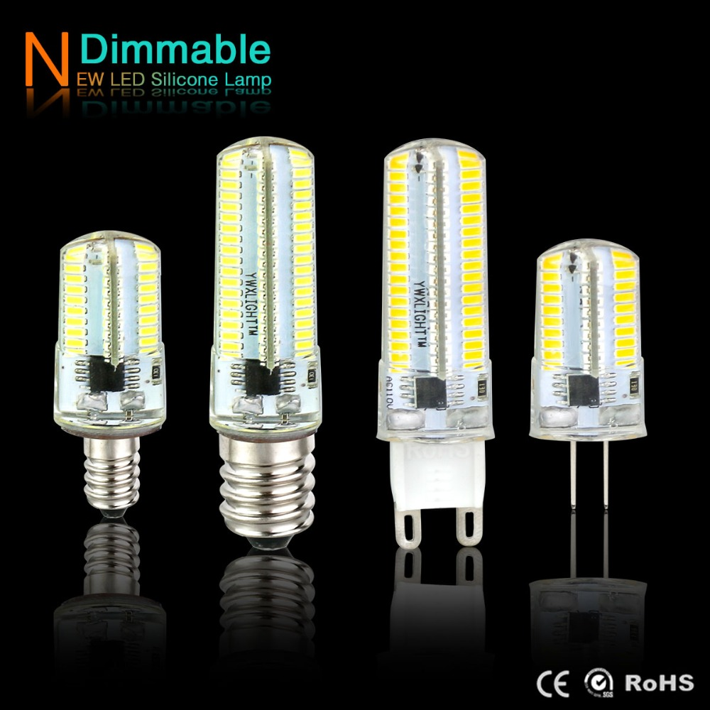g4 led lamp g9 g8 candle light e14 e17 e11 e12 corn bulb ac220v 110v spotlight