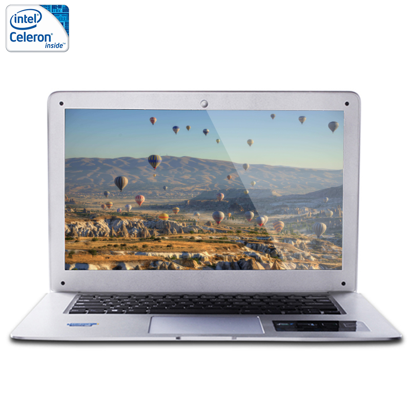 ZEUSLAP 14inch 4GB RAM 500GB HDD Windows 7 10 System Intel Quad Cores 1920X1080P FHD Laptop