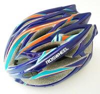 할인 가격 원래 roswheel 91588 원피스 인 몰드 경량 alutralight 자전거 헬멧
