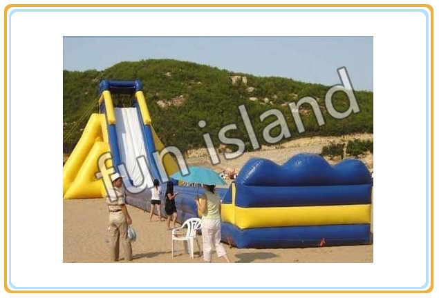 High quality inflatable water slide,inflatable slide for  sale inflatable water slide with pool air inflatated water slide pool for sale