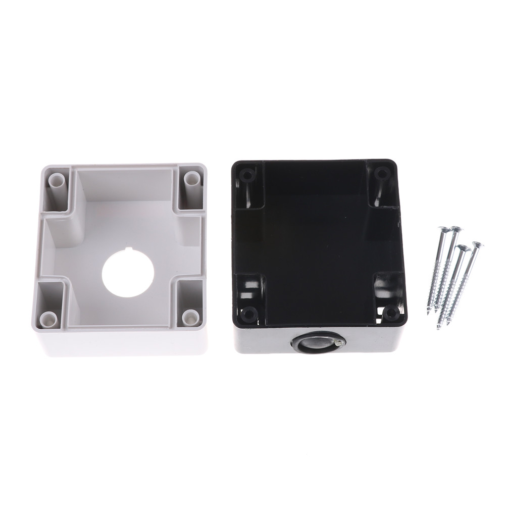 BX2-22 Control Station 2 Switch 22mm Push Button Waterproof Protector Box