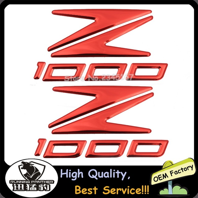 Z1000 Custom Stickers