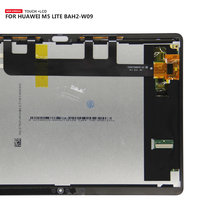 Latumab 10.1For Huawei MediaPad M5 Lite 10 BAH2 W19 W09 L09 Touch Screen Digitizer With Lcd Display Assembly