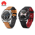 Nieuwste HUAWEI Magic Smart Horloge Fitness Tracker 1.2 Inch HD AMOLED Kleurenscherm Bluetooth GPS Hartslagmeter voor Android /IOS