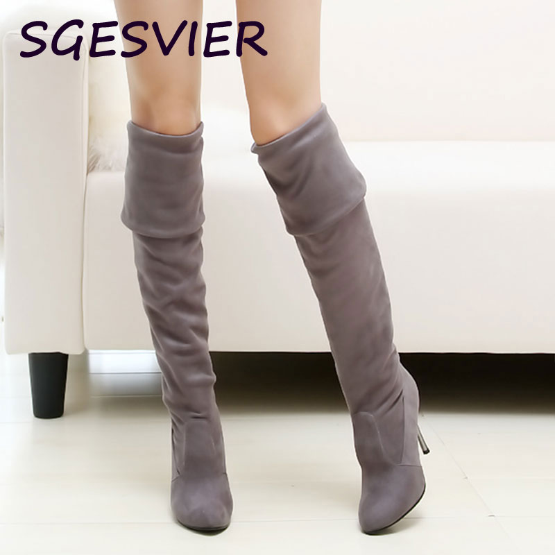 Online Get Cheap Ladies Long Boots -Aliexpress.com | Alibaba Group
