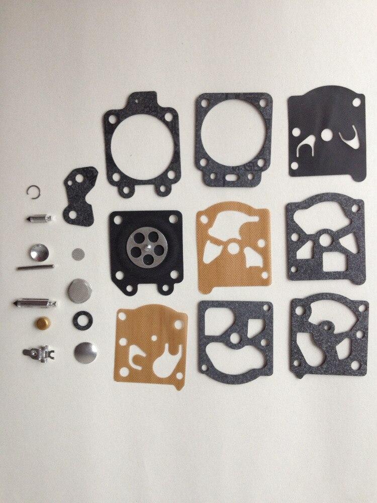 Kit di riparazione carburatore carburatore a 5 set K20-WAT WA WT con - Accessori per elettroutensili - Fotografia 2