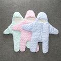SR0770 Новых прибытие Смазливая Звезда зима Sleepsacks спальные мешки ребенка спальный мешок теплый одеяло пеленать