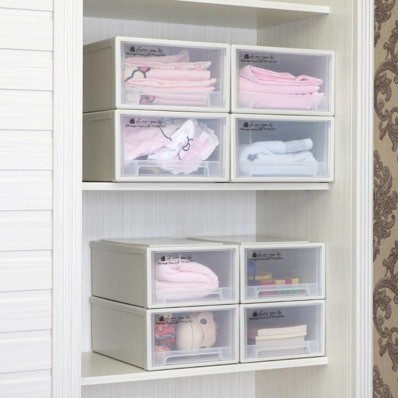 Schrank Organizer Kunststoff Grosse Kleidung Lagerung Einzelnes