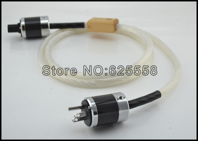 1.5Meter NORDOST ODIN Supreme Reference Power Cable with  FI-50R power plug цена и фото