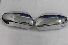 Chromed Side Door Rearview Mirror Cover Trims Car Accessories Fit For Nissan Qashqai J10 2007 2008 2009 2010 2011 2012 2013 стоимость
