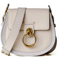 цена на Brand Saddle Bag Luxury Women Bag Designer Genuine Leather Ring Bag Fashion Shoulder Bag Vintage Handbag Famous Brand Female Bag