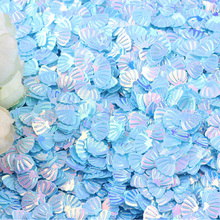 100 г Хамелеон AB Цвет оболочки блесток блеск одежды аксессуар, дизайн ногтей хлопья пайеток слизи Diy поставщиков