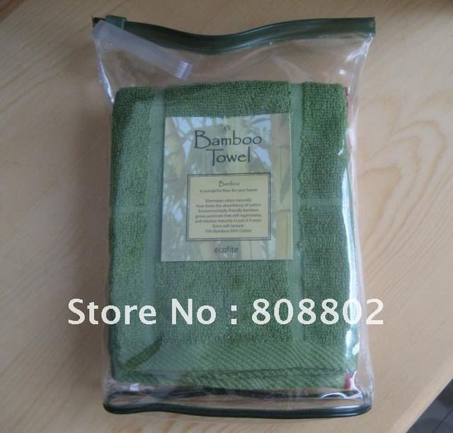 FREE SHIPPING HIGH QUALITY  BAMBOO FACE TOWEL