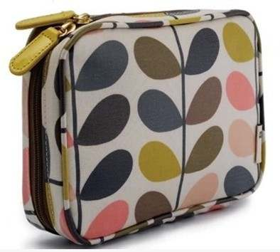 This Ious Wash Bag Features Two Zipped Compartments To Keep All Your Toiletries Organised Previously Showcased Within Her Handbag And Accessories