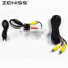 Zeniss targa Auto Telecamera per la Retromarcia per Hyundai Solaris Berlina hatchback VERNA ACCENT backup Auto Camera CCD impermeabile
