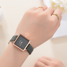 2019 Top Brand Square Women Bracelet Watch