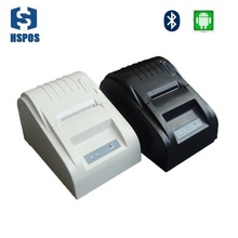 58mm bluetooth android thermal receipt pos printer printing ticket machine support many language quality products on sale