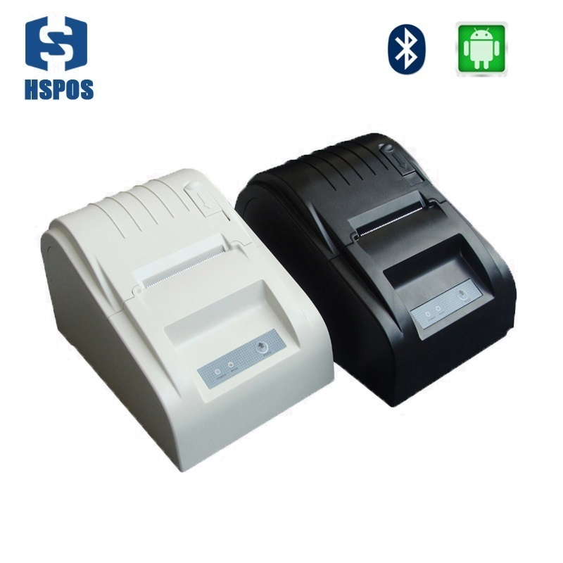 58mm bluetooth android thermal receipt pos printer printing ticket machine support many language quality products on sale 58mm portable printer bluetooth thermal printer support 50mm diameter paper roll for ios pos ticket printing machine hs 590ai