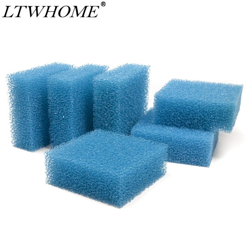 LTWHOME Compatible Coarse Aquarium Foam Filter Pads Fit For Juwel Standard / BioFlow 6.0