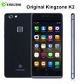 Original kingzone k2 5 ''4g android 5.1 smartphone 1920*1080 fhd octa core 3 gb + 16 gb móvil huella digital phone 13.0mp dual sim 4g