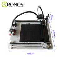 DIY написание/машина для рисования 3 оси XYZ плоттер робот, рабочая область A4, высокоточный принтер/сенсорный экран
