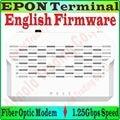 EngFirmware EPON Terminal Fiber access IEEE 802.3ah fiber optic modem 1.25Gbps SC/PC EPON ONT Port to 1000Mbps Gigabit RJ45 Port