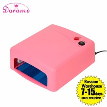 Dorame D1 36W UV Led Lamp Nail Dryer Time Set 120S for Nail Gel Polish Curing Nails Lamp Dryers Nail Art Tools Nali Polish Dryer