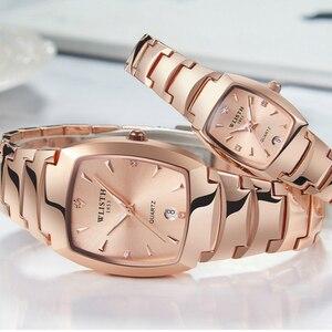Couple Watches Men Women Luxur