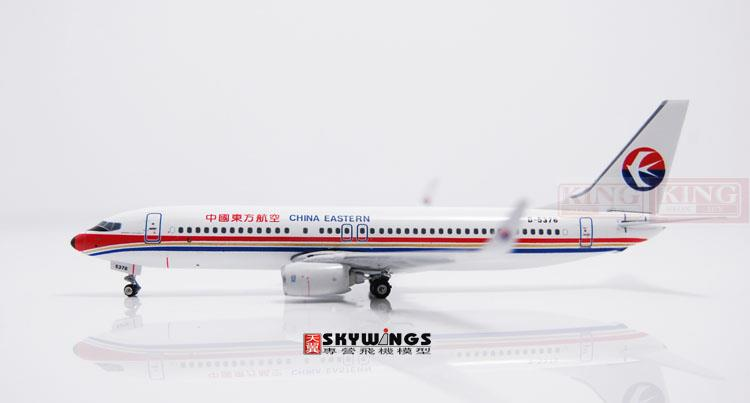 Phoenix 10595 China Eastern Airlines B-5376 1:400* B737-800/W commercial jetliners plane model hobby  phoenix 11093 ruian airlines ei fei 1 400 b737 800 w commercial jetliners plane model hobby