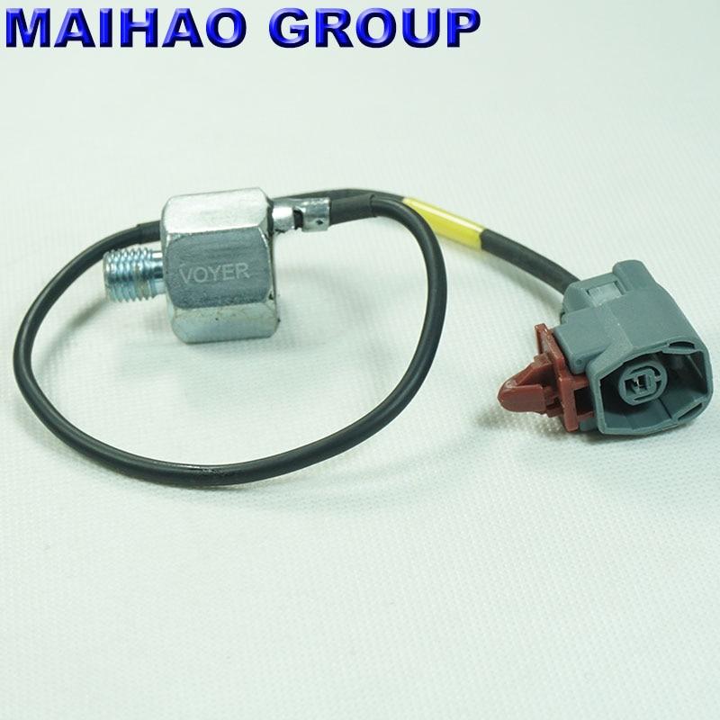 LHIACOLTDJIA Engine Detonation knock sensor E1T50471 For