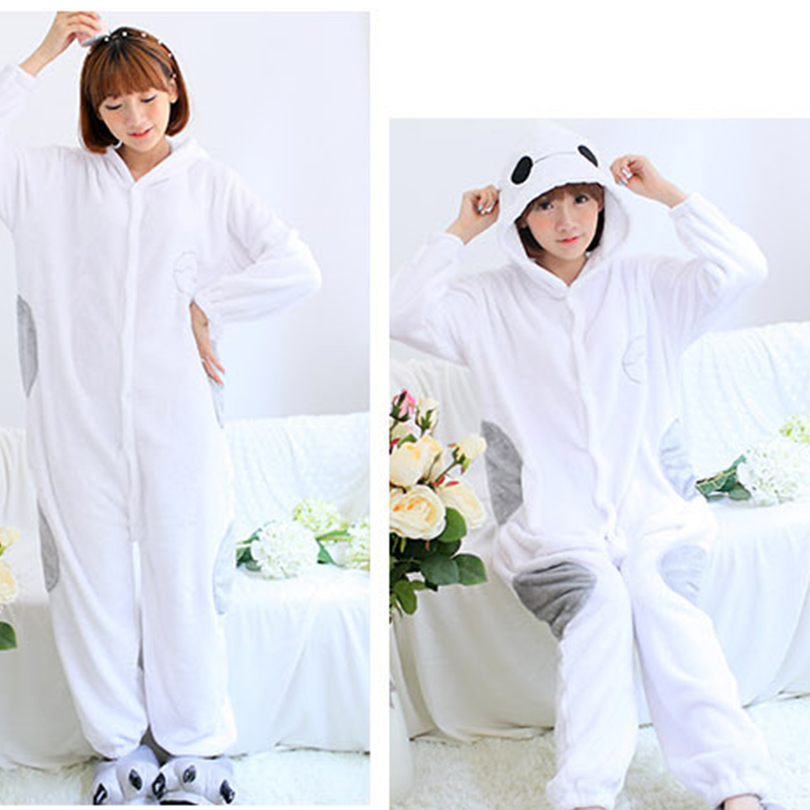 White Flannel Pajamas Promotion-Shop for Promotional White Flannel ...