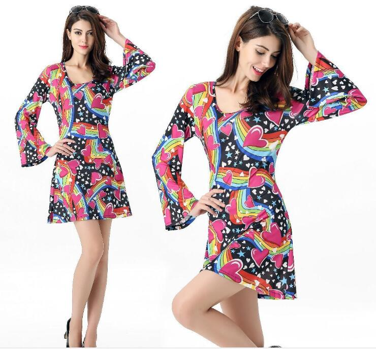 70s Clothes  Bellbottoms Dashikis Hippie Dresses Mens