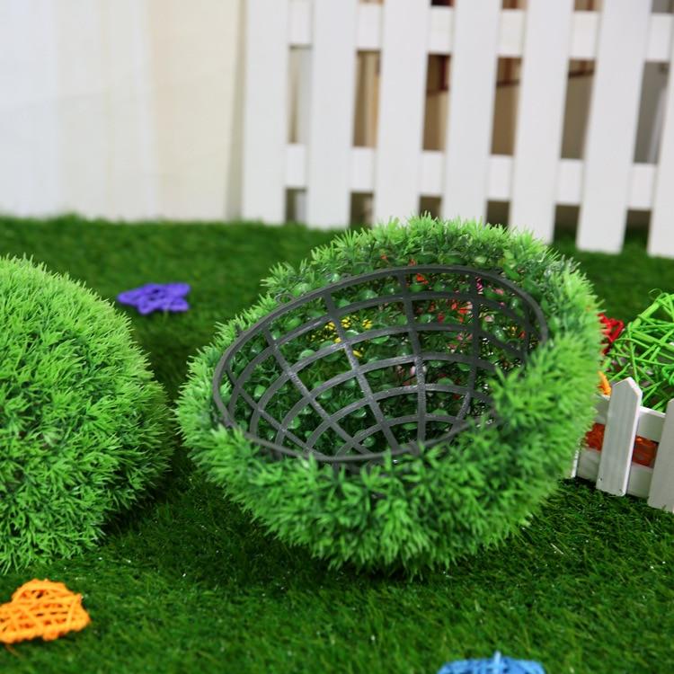 Tovarna poceni cena! Mešane velikosti plastičnih cvetov Topiarne - Prazniki in zabave - Fotografija 2