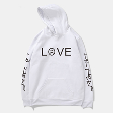 SMZY Lil Peep Hooded Hoodies Mens Sweatshirts United States Popular Rap Singer Sweatshirts Men The Great Hip Hop Singer Clothes