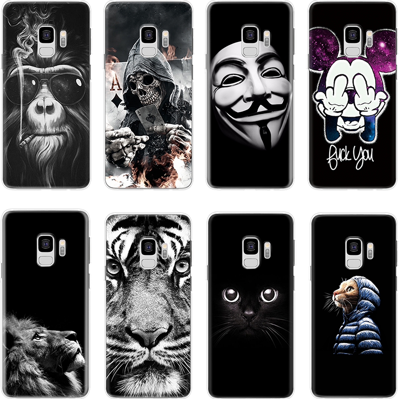 Phone Bags & Cases Fitted Cases Lavaza Mask Anti Gas Men Soft Silicone Case For Samsung Galaxy S6 S7 S8 S9 S10 S10e M10 M20 M30 Edge Plus