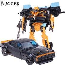 Cool Deformation font b Robot b font font b Car b font 4 Boy Toys Kids