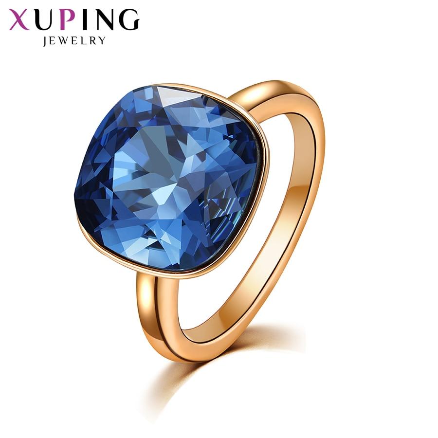 Xuping mode haute qualité cristaux de Swarovski nouveauté offre spéciale bague pour les femmes de mariage bijoux cadeau XR1106