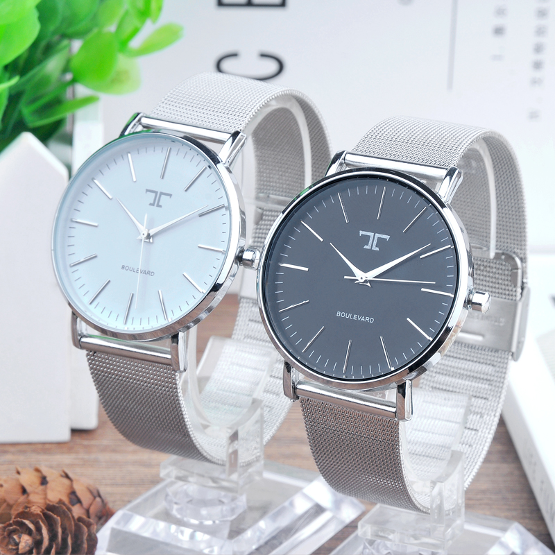 Women Watches Top Luxury Brand Rose Gold Silver Leather Steel Quartz Wrist Watch relogio feminino Clock montre femme