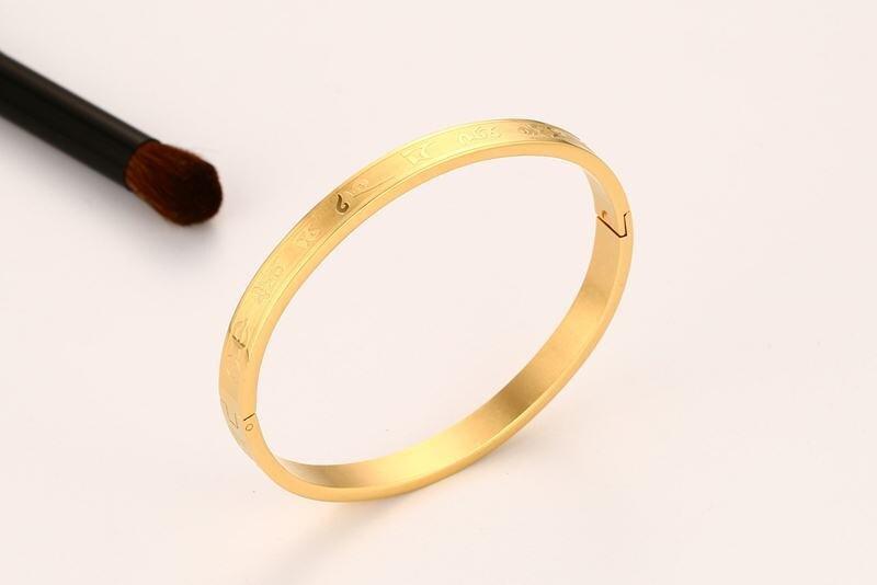 Купить роскошные брендовые ювелирные изделия 316l нержавеющая сталь