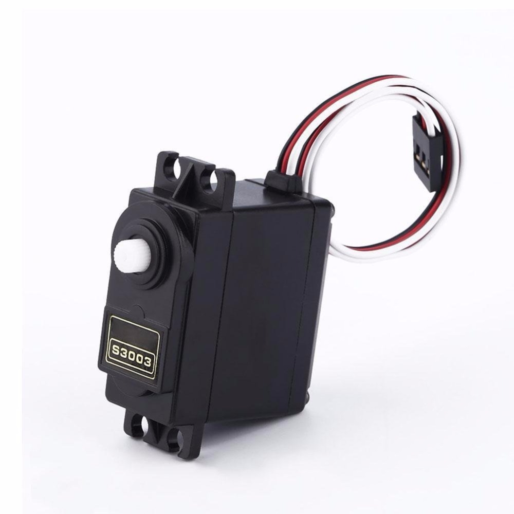 Brand New Futaba S3003 High Torque Standard Servo For RC Helicopter Toy car Truck Boat toys Duratrax GS racing Car S138 S148 S22