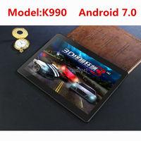 DHL Free Shipping 10 Inch Tablet PC K990 Octa Core 4GB RAM 128GB ROM Dual SIM