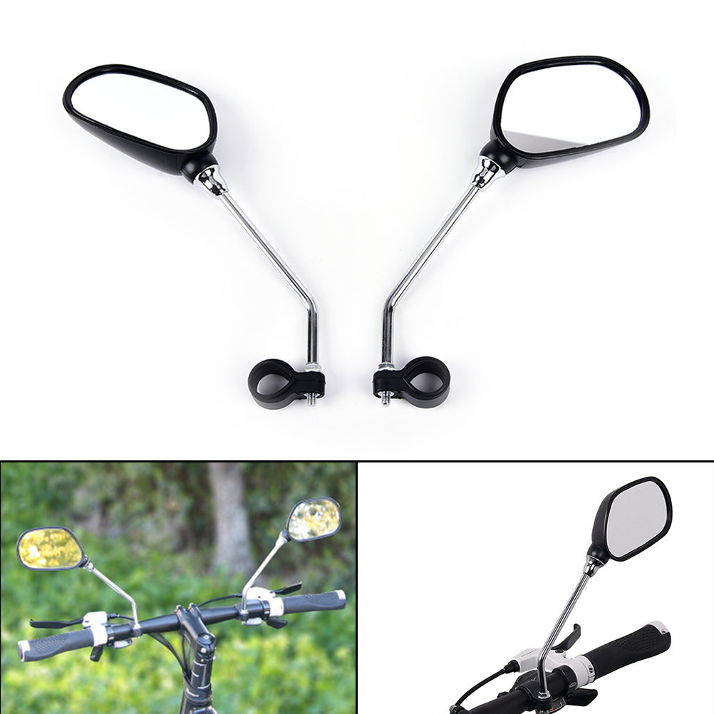 360° Rearview Bicycle Rear Wide Range View Mirror For Cycling Bike Handlebar