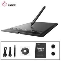 UGEE M708 10 x Tablet da 6 pollici Digitale Creativo disegno tavoletta Firma foglio da disegno scrittura pittura designer assistanter