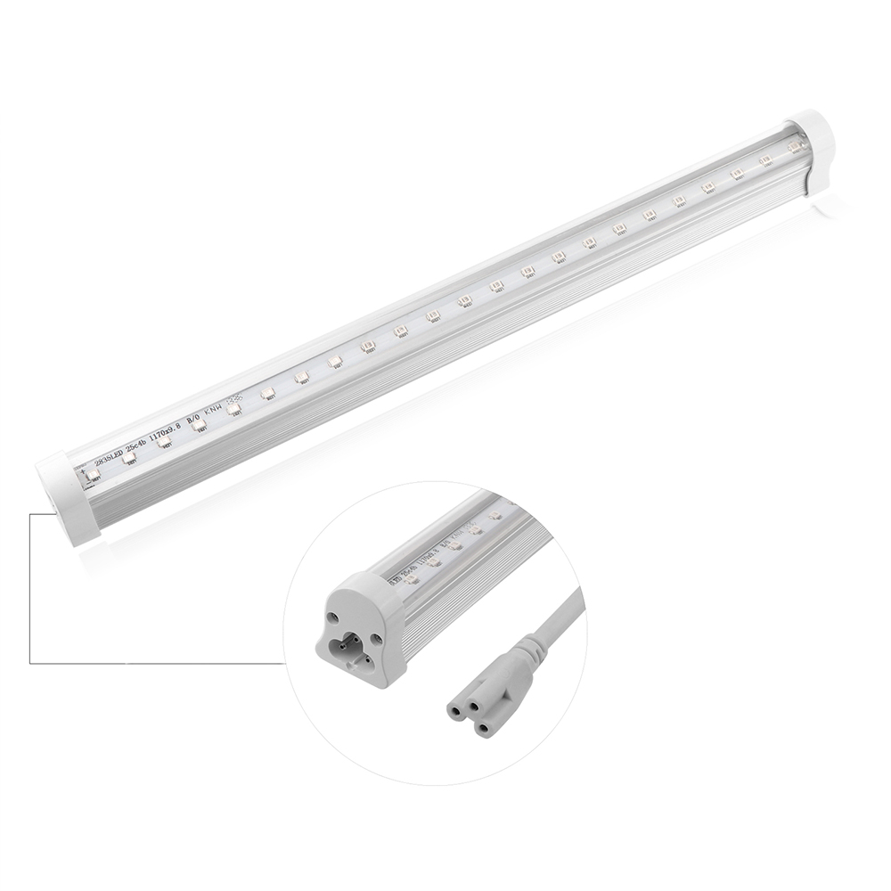 Ultraviolet Lamp Us 8 29 35 Off 30cm Led Germicidal Ultraviolet Lamp Uv Light Bar Sterilamp Fresh Air 2835 Smd For Bathroom Kitchen Toilet Bedroom Ac 85 265v In