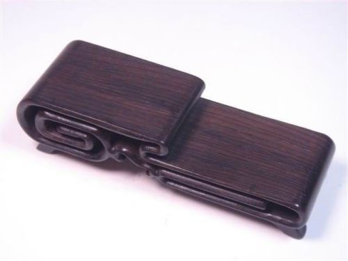 Delicate Small Size Chinese Classical Wood Showing Display Standin New Wooden Display Stands For Figurines