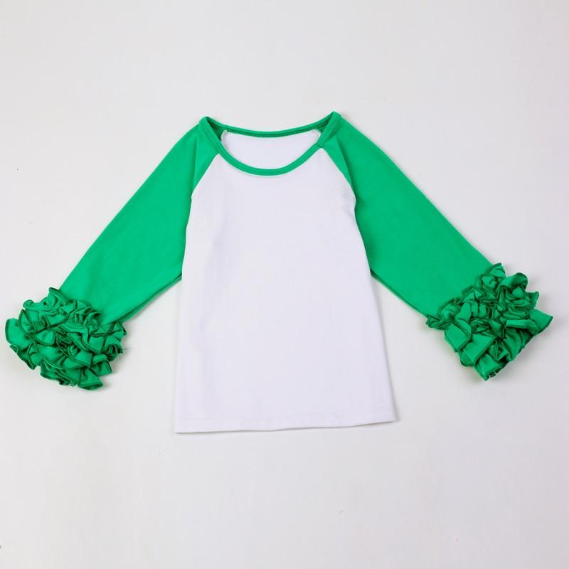 Girls-Monogram-Ruffle-Sleeve-Raglan-Shirts-Multiple-Colors-Monogramable-raglans-Toddler-girls-icing-shirts-Christmas-icing-tops-5